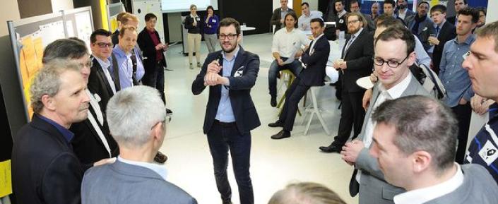 In den Unternehmer-Brutkästen wird Austausch zwischen jungen Innovatoren betrieben. Dabei entsteht ein eigenes Gründer-Ökosystem – eine wichtige Basis für die Zukunft.