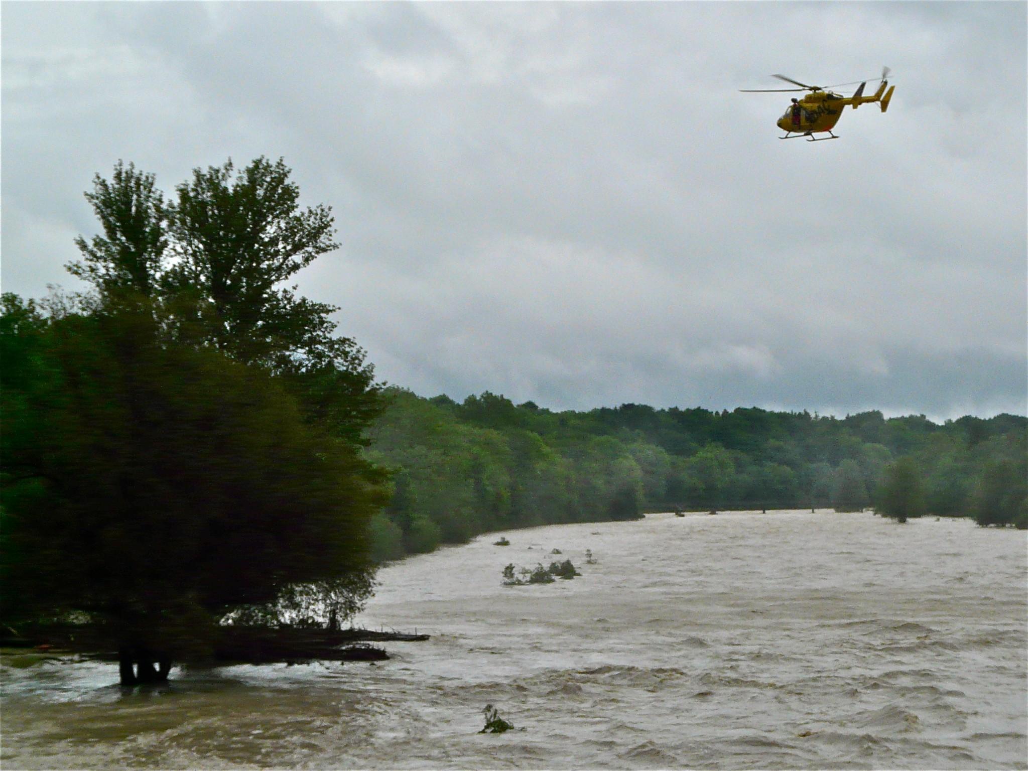 Hochwasser © flickr_sanfamedia