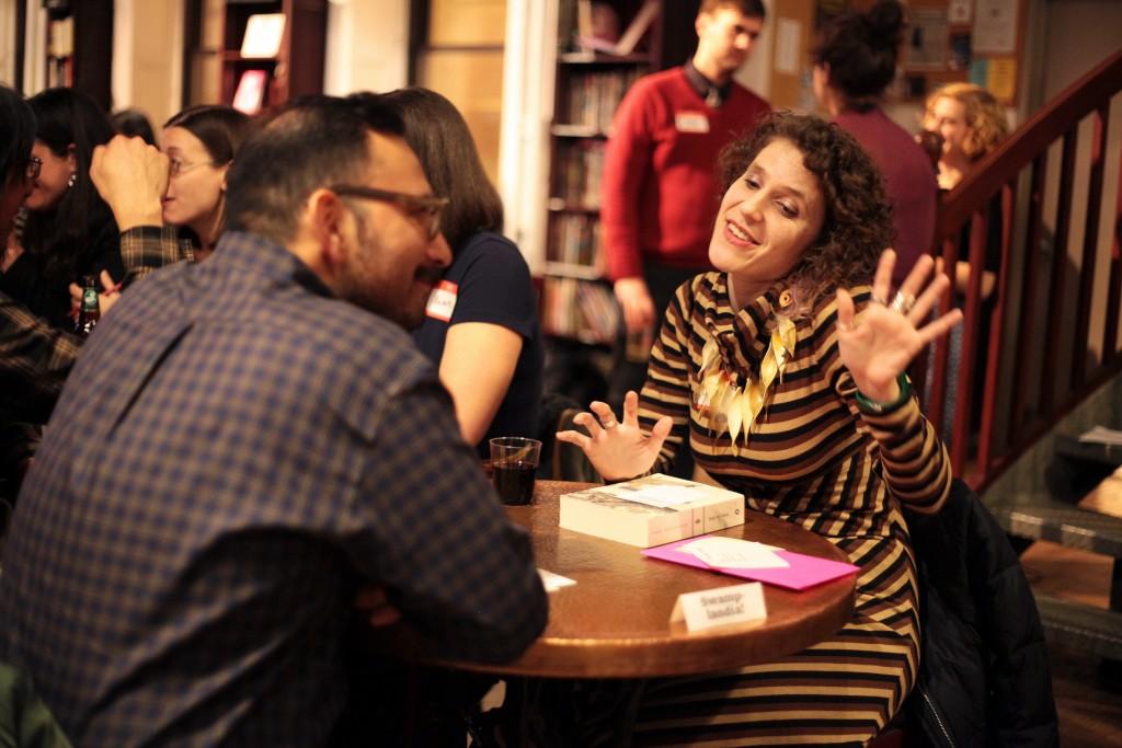 Aus unserem Verhalten beim Speed-Dating zieht die Wissenschaft Schlüsse auf Rollenbilder und Partnerpräferenzen Bild: Jesse Chan-Norris, Flickr