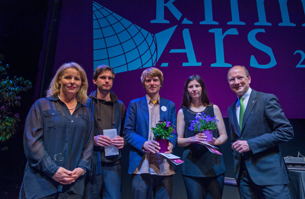 KlimARS-PreisträgerInnen, Bild: Johanna Gellner
