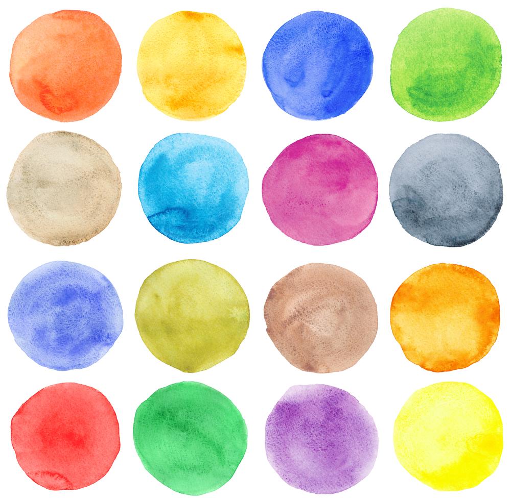 Studien konnten zeigen, dass runde Formen im Gegensatz zu eckigen als schöner empfunden werden. Bild: KsushaArt, shutterstock.com