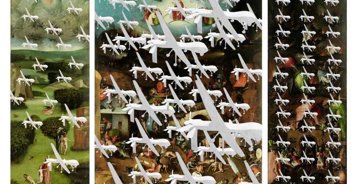 Ivica Capan, Drohnen im Paradies. Die alltägliche Apokalypse, 2016, (c) Ivica Capan