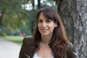 Tamara Vlk vom Fachbereich für Verkehrssystemplanung (IVS) am Department für Raumentwicklung, Infrastruktur- und Umweltplanung der TU Wien.