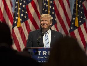 Donald Trump Bild: lev radin / Shutterstock.com