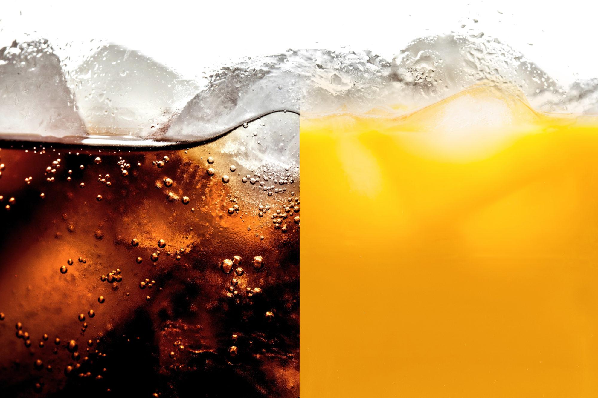 Faktencheck: Hat Orangensaft wirklich mehr Kalorien als Cola?