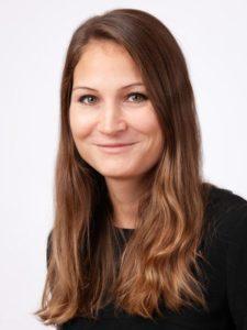 Forscherin Magdalena Kaltseis