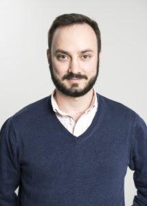 Jakob-Moritz Eberl vom Institut für Publizistik- und Kommunikationswissenschaft