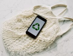 Tasche Recycling